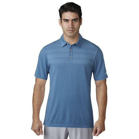 3-Stripes Mapped Polo