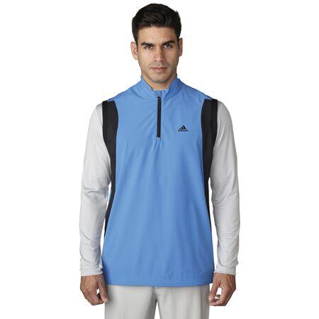 Performance Stretch 1/2 Zip Wind Vest