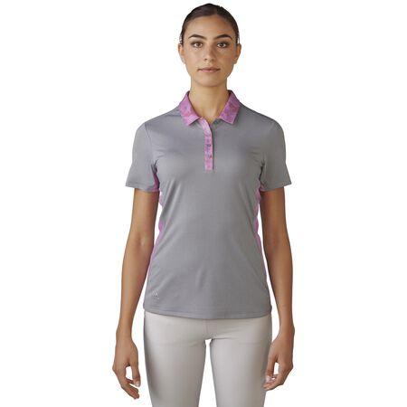 Essentials Sport Mesh Print Polo