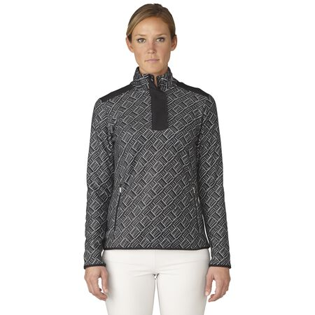 climawarm Printed Fleece 1/2 Zip