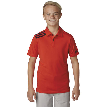3-Stripe Polo