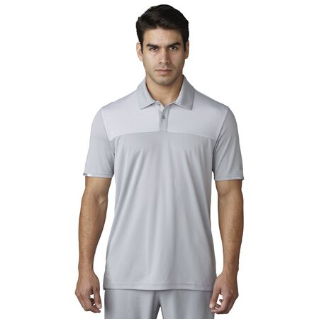 climachill Heather Block Competition Polo